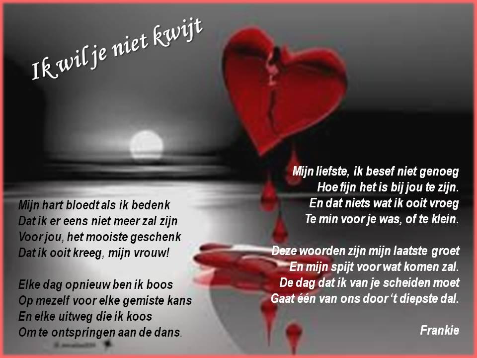 Populair Fabulous Gedicht Ik Wil Je Niet Kwijt FX56 | Belbin.Info GM24