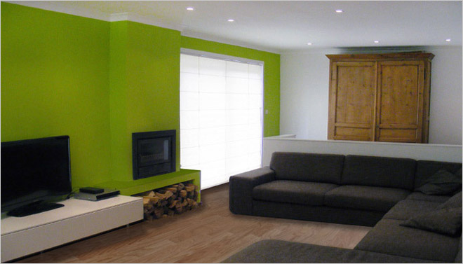 Awesome Woonkamer Schilderen Welke Kleur Pictures - New Home Design ...