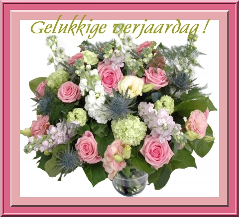 Extreem Verjaardag Bloemen Voor Facebook Ylz 17 Wofosogo